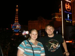 Ben & I Las Vegas 2011