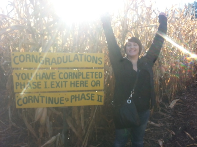 Megan super pumped about completed Phase 1~
