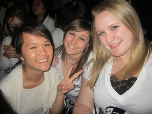 Thuy, Chelsea, & I